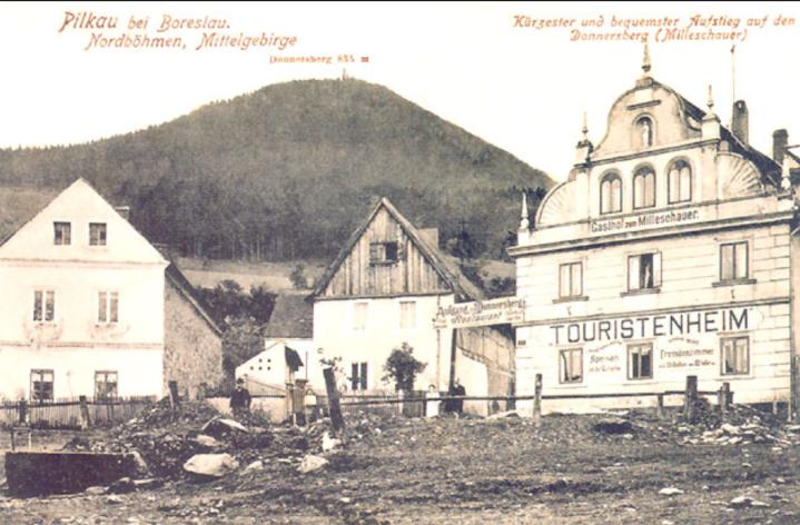 Ausflug Zur Milešovka Heides Blog